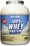 Body Attack 100% Whey Protein, Cookies und Cream, 1er Pack (1 x 2,3 kg)
