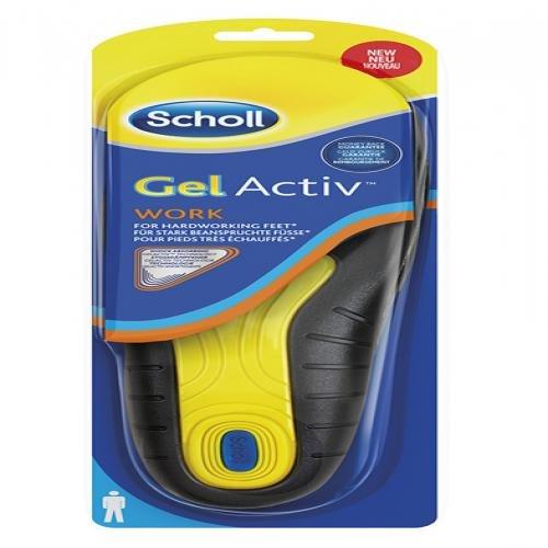 Scholl gelactiv solette work men 2st