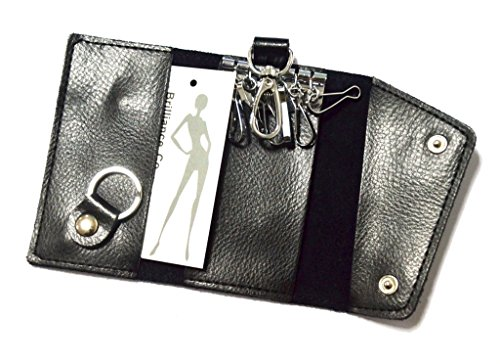 Brilliance Co Etui Porte-Clé Cuir, Pochette Porte Cles Cuir - Accessoires  Mode 4352b8e7f98