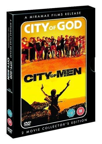 Bild von City Of God/City Of Men [DVD] by Douglas Silva