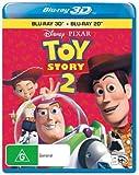 Toy Story 2 (3D Blu-ray + 2D Blu-ray) Region Free