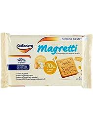 Galbusera Biscotti Frollini con Farine di Orzo e Mais a Ridotto Contenuto di Grassi - 350 gr