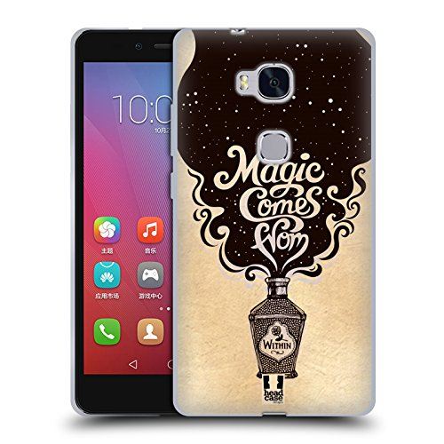 Head Case Designs Magic Introspektion Soft Gel Hülle für Huawei Honor 5X / GR5