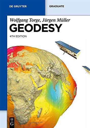 Geodesy (De Gruyter Textbook) (English Edition)