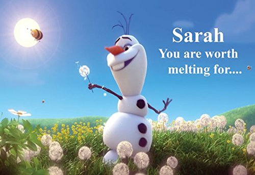 disney-frozen-olaf-valentines-day-card-personalised