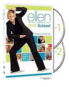 The Ellen DeGeneres Show - DVD-Licious [DVD] (2006) Ellen DeGeneres; Heidi Klum (japan import)
