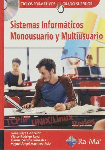 Sistemas Informáticos Monousuario y Multiusuario. por Laura Raya González