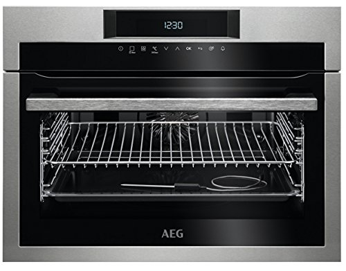 AEG KPE742220M - Horno (Pequeño, Horno eléctrico, 43 L, 43 L, 30-300...