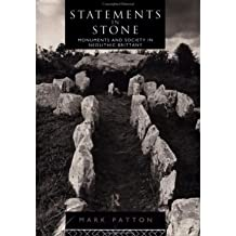 STATEMENTS IN STONE BY (Author)Patton, Mark[Hardcover]Jul-1993