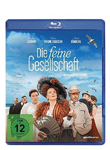 Bild von Die feine Gesellschaft [Blu-ray]