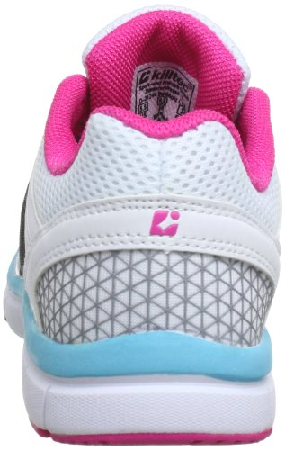 Killtec 22220-000, Baskets mode femme Blanc (Off-White/Dunkelpink 00101)