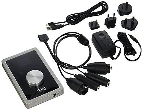 Apogee Duet Interface audio pour iPad/MacBook Noir/Argent