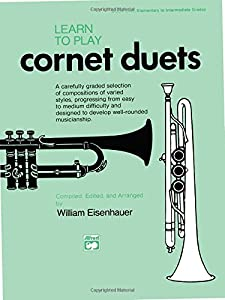 Learn to Play Cornet Duets (Learn to Play (Paperback))