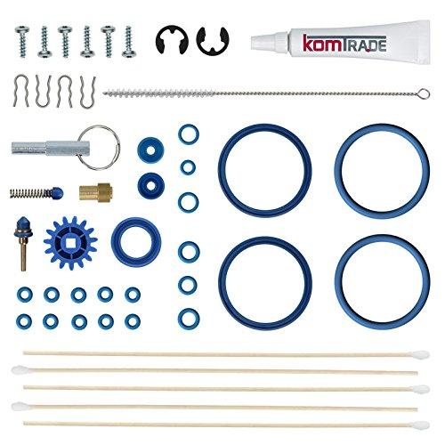 Reparatur Wartungsset / Inspektionsset PREMIUM (XXXL) für Jura Impressa und ENA