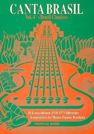 Canta brasil vol.4 : brasil classics für