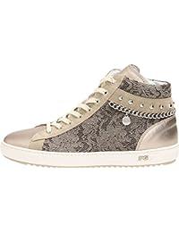 Gxqwz Donna Nero Scarpa Oxigen Bronzo 805082 Sneakers Giardini 6Tq8xnvz