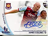 Topps Premier Gold Football 13/14 Autograph SP-JC James Collins