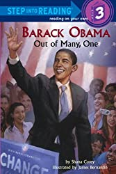 Barack Obama: Out of Many, One (Step Into Reading - Level 3 - Library)