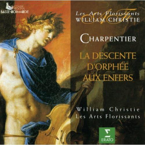 Charpentier : La descente d'Orphée aux enfers : Act 2 Les Fantômes