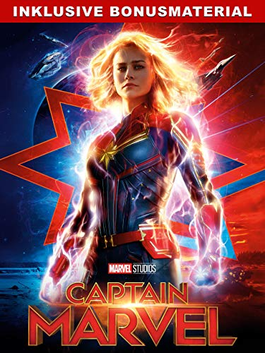 Marvel Studios' Captain Marvel (inkl. Bonusmaterial)
