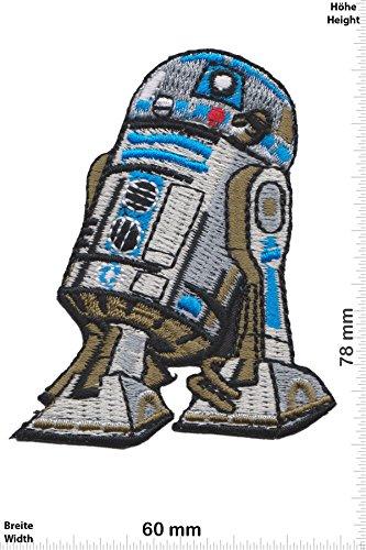 Parches   Starwars   R2 D2   Artoo Detoo   HQ  Movie