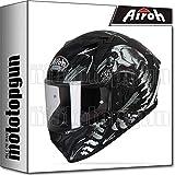 MOTOTOPGUN Airoh casque moto vas35intégrale Valor Shell Hatter L