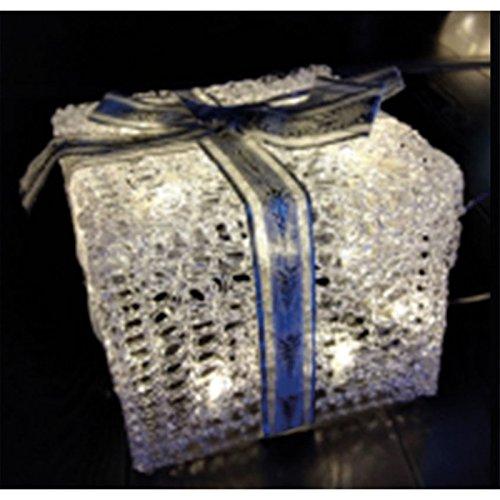 Cadeau lumineux - H 15 cm - Lumière Froide ou chaude