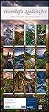 Traumhafte Landschaften 2019 - DuMont Wandkalender - mit den wichtigsten Feiertagen - Hochformat 30,0 x 68,5 cm -