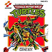 Teenage Mutant Ninja Turtles (Game Boy Import Japonais)