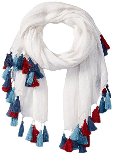 san-diego-hat-company-womens-scarf-with-multi-colored-tassels-white-one-size