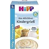 Hipp Kindergrieß, 4er Pack (4 x 500 g)
