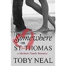 Somewhere on St. Thomas (Michaels Family Romance Book 1) (English Edition)