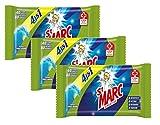 ST Marc Reinigungstücher Mehrzweck 4in 1Force marineblau–Lot de 3Boxen
