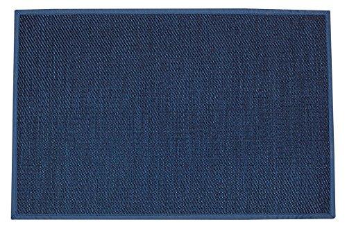 Stor Planet Alfombra, Vinilo, Azul, 120 x 180 cm