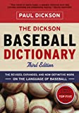 Image de The Dickson Baseball Dictionary (Third Edition)