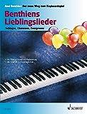 Benthiens Lieblingslieder: Schlager, Chansons, Evergreens. Keyboard/Klavier. Liederheft. (Der neue Weg zum Keyboardspiel)