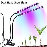 Duale Pflanzenleuchte für den Wachstum