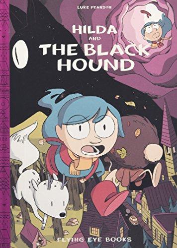 Hilda and the Black Hound Library Edition (Hildafolk 4)