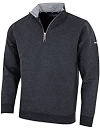 2442eb8398d Pro-Quip PROQUIP Golf 2018 Mistral ¼ Zip Jersey Top Mens Sweater Thermal  Golf Pullover