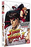 Locandina Street fighter II Film Edition DVD