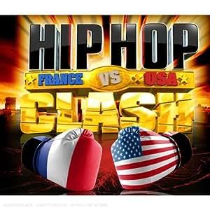 Hip Hop Clash France Vs Usa