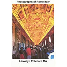 Photographs of Rome Italy (Photo Albums)