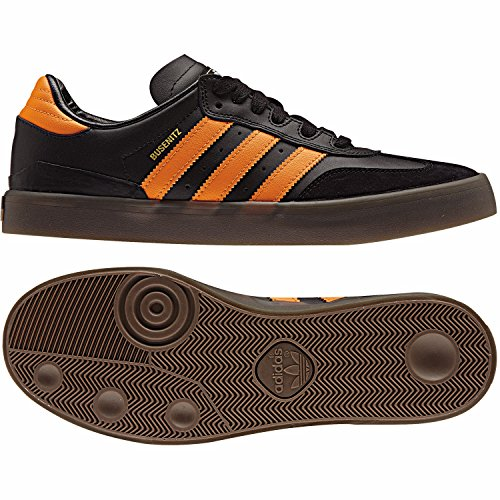Adidas Busenitz Vulc Samba Edition Core Black/Natural/Bright Orange Core Black/Natural/Bright Orange