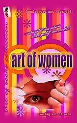 art of women: female word art (art of books collection)