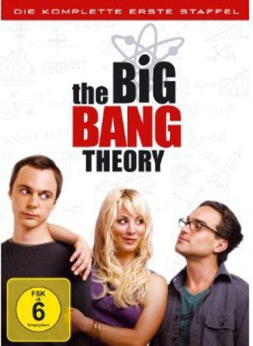 The Big Bang Theory - Die komplette erste Staffel [3 - Big-bang-dvd-staffel 1