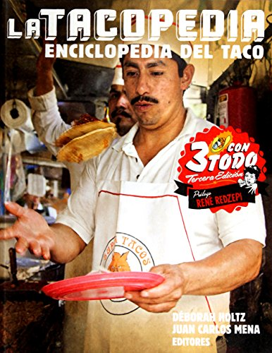 La tacopedia. Nueva edicion (Tapa blanda) por VV.AA.