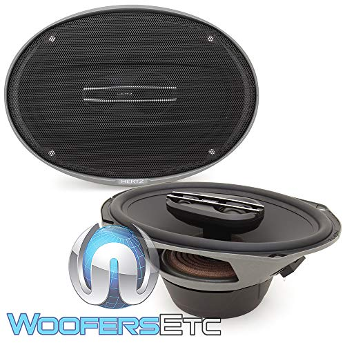 Hertz CPX 690Pro Oval 360W Lautsprecher Audio Auto-Lautsprecher (360W, 120W, 4Ohm, 94dB, Neodym, gepresstem Papier) 360w Car Audio