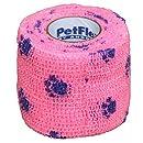 Petflex BAND0112 Bandage im Pfotenmotiv