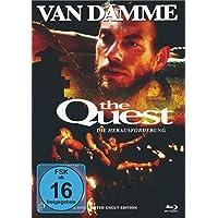 The Quest - Die Herausforderung - Uncut - Mediabook
