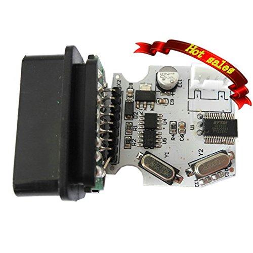 Etbotu Interface USB de voiture Outil de diagnostic scanner câble pour BMW INPA/Ediabas K + DCAN